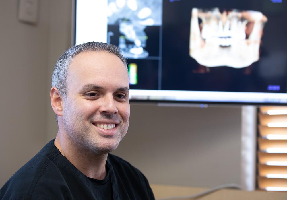 Dr. Carlos dental implant process
