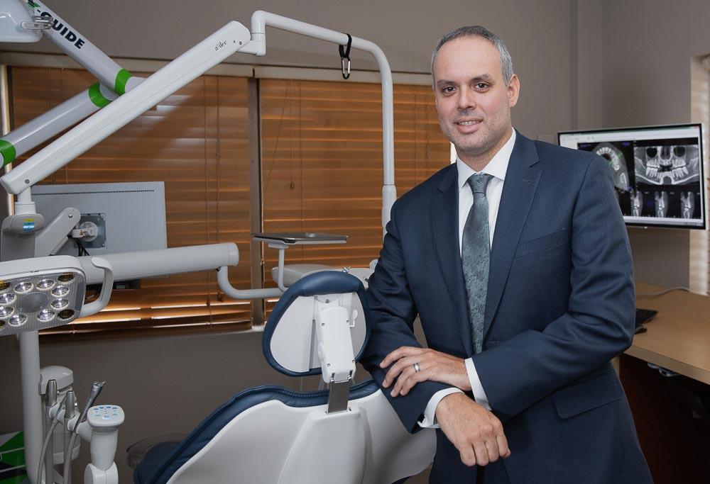 Dr. Francisco Carlos at Northern Virginia Periodontics