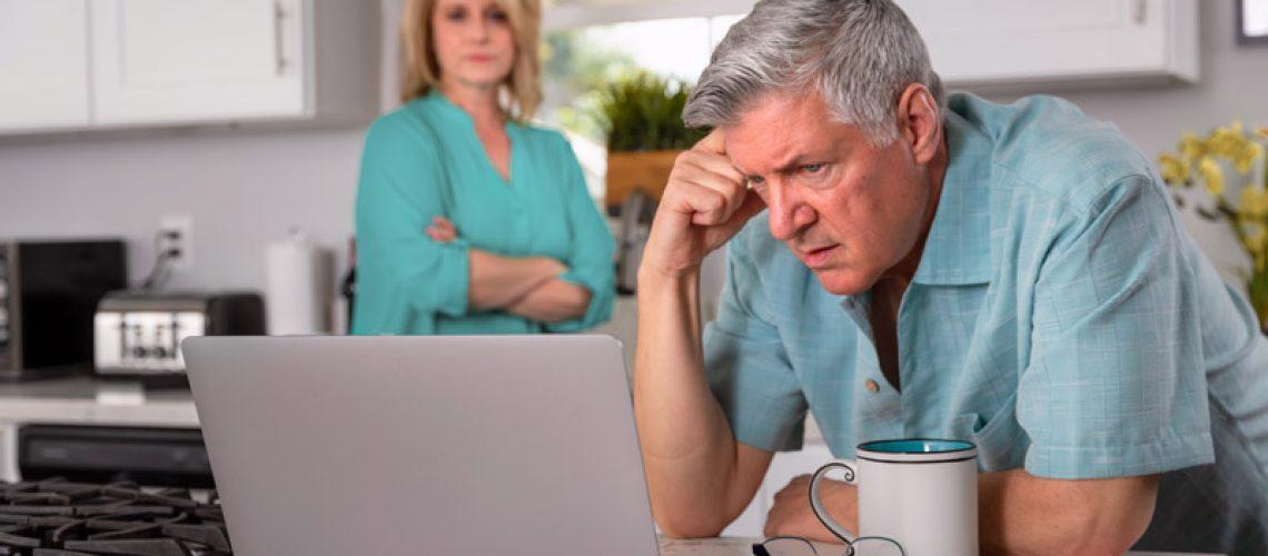 Dental Implant Patient Struggling With Dental Bills